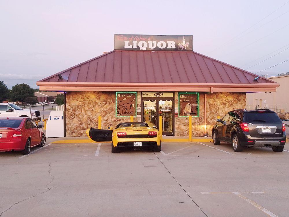 Taste of wine & liquor: 350 N Mustang Rd, Mustang, OK