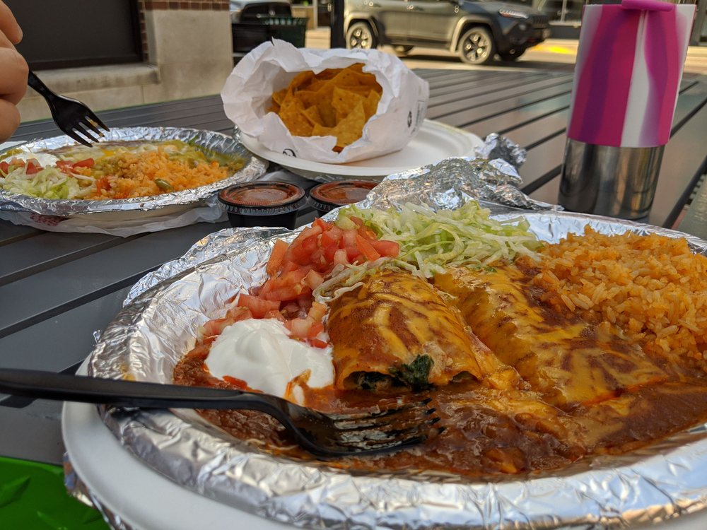 Food from Don Jose Family Mexican Restaurant