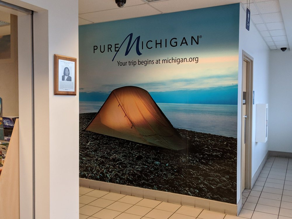 Detroit Welcome Center - Pure Michigan: 2835 Bagley St, Detroit, MI