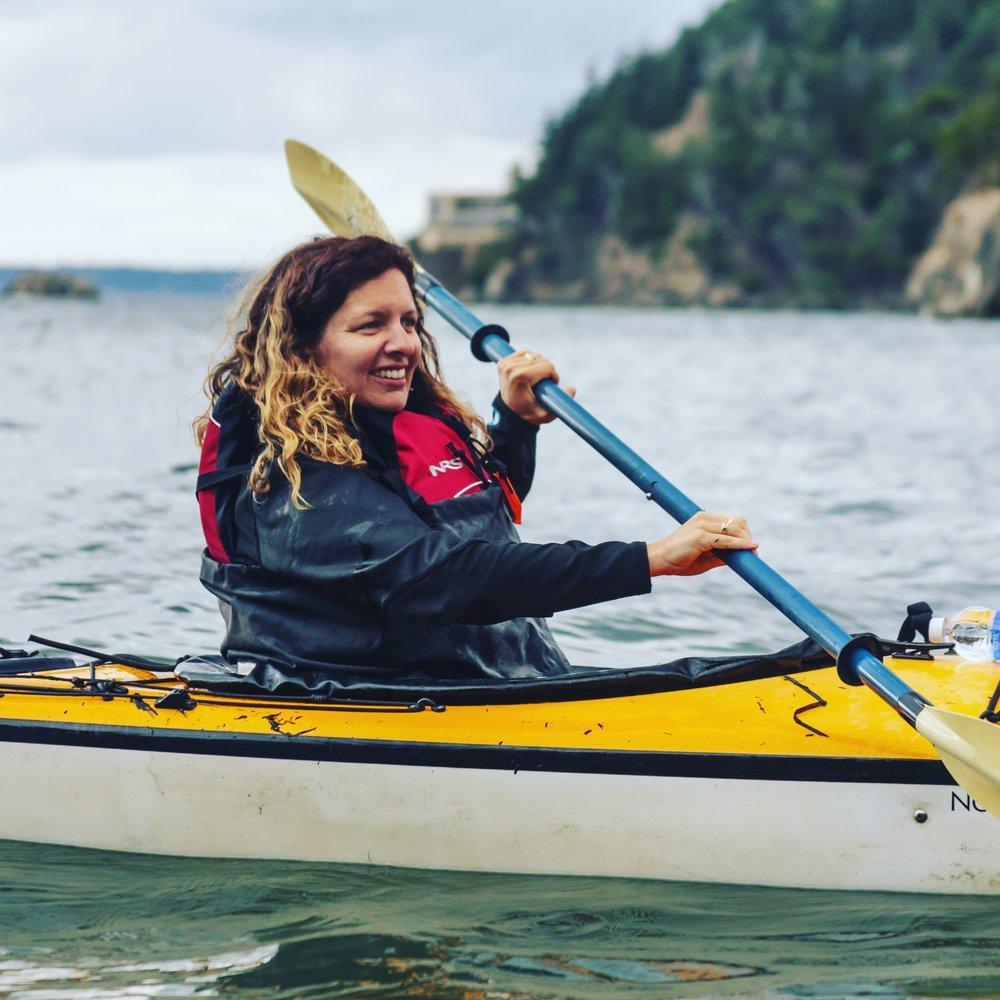 Moondance Sea Kayak Adventures: Bellingham, WA