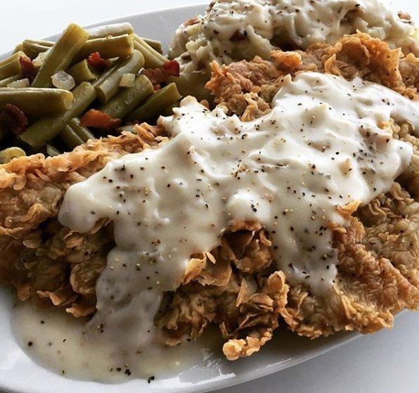 Cotton Patch Cafe: 3314 Olton Rd, Plainview, TX