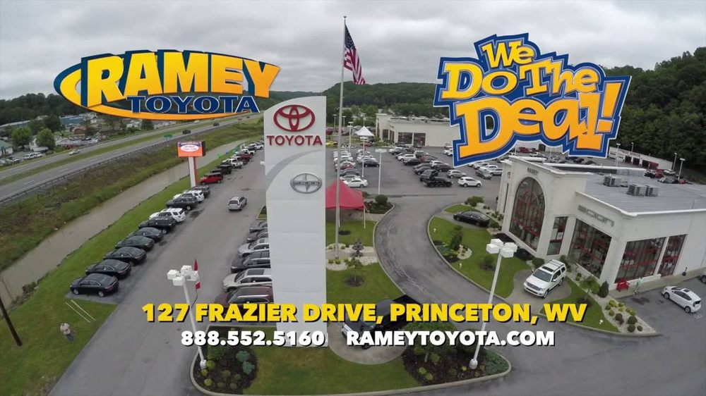 Ramey Toyota Request A Quote Car Dealers 127 Frazier Dr