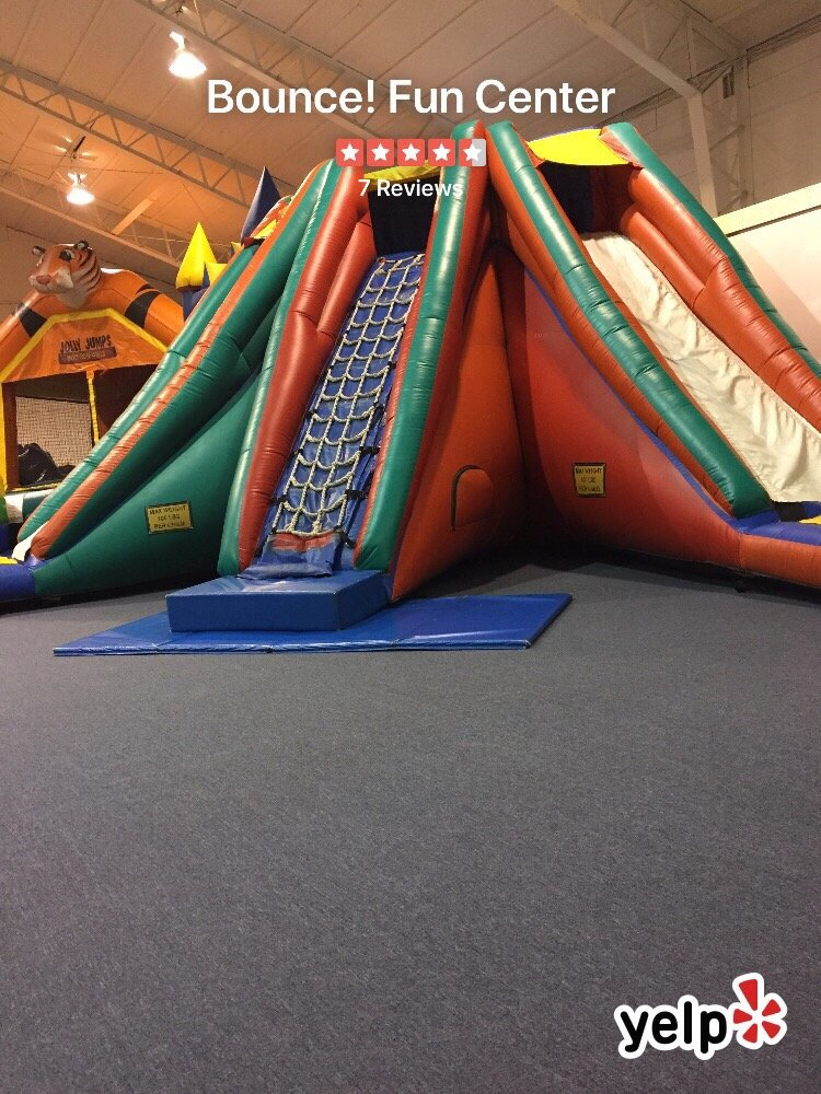 Bounce! Fun Center: 18 Knollwood Dr, Clinton, CT