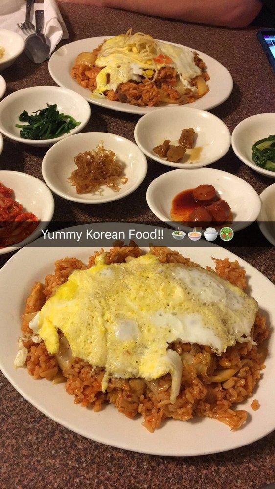 O-Bok Korean Restaurant: 1616 Decker Blvd, Columbia, SC