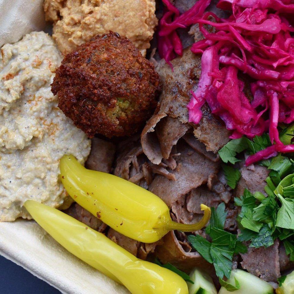 Mediterranean Kitchen Bellevue Wa: Photos For MezzeMe