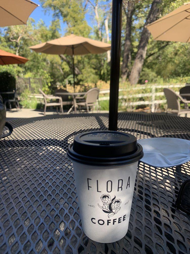 Flora Coffee: 13450 Sonoma Hwy, Glen Ellen, CA