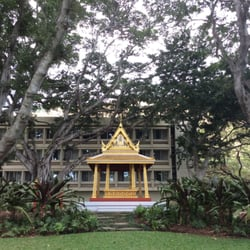 Fall Comes To Garden Of Thai Pavilion >> University Of Hawaii Thai Pavilion Apartments 1811 East West Rd