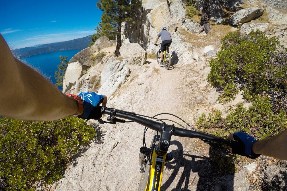 Social Spots from Flume Trail Bikes