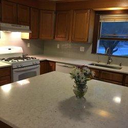 Photo Of Floors U0026 Kitchens Today   Norwood, MA, United States. Final Kitchen