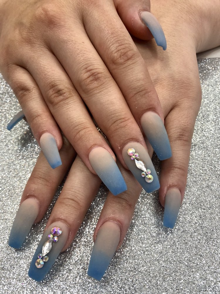 Angel Nails & Spa: 101 W Central Ave, Brea, CA