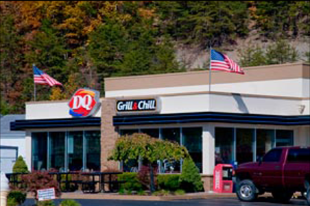 Dairy Queen Grill & Chill: 5796 Main St, Clay City, KY
