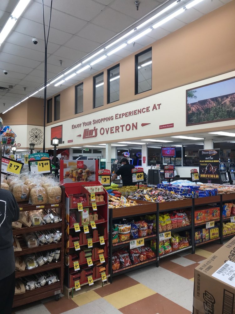 Lin's Supermarket: 350 S Moapa Valley Blvd, Overton, NV