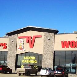 Woodys Rv World >> Woody S Rv World Grande Prairie Rv Dealers 14320 100
