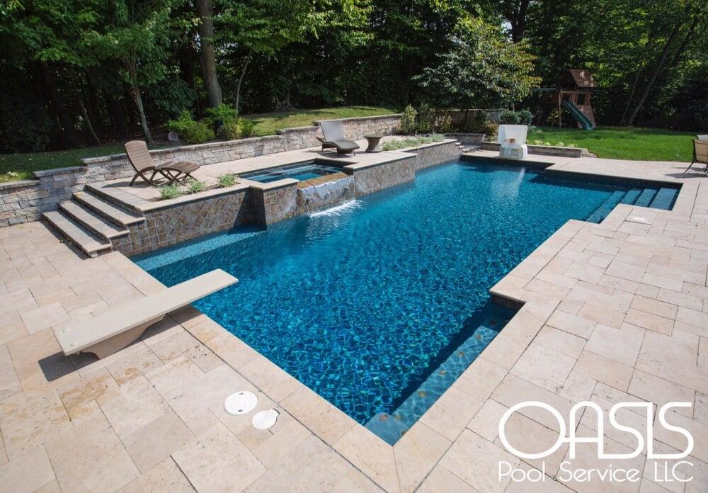 Oasis Pool Service