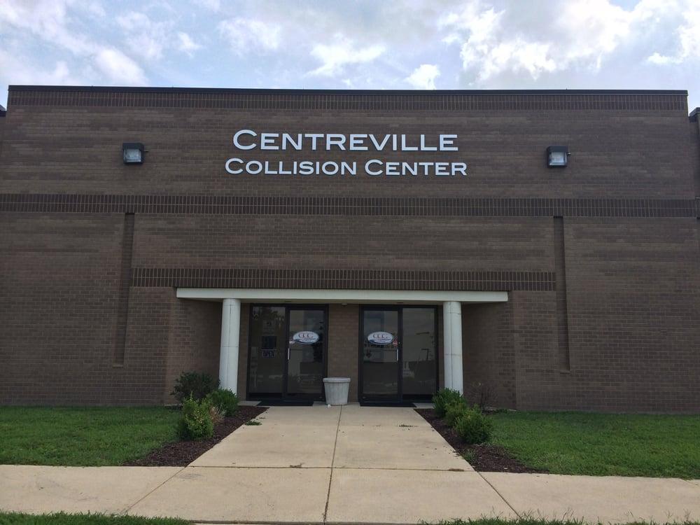 Centreville Collision Center