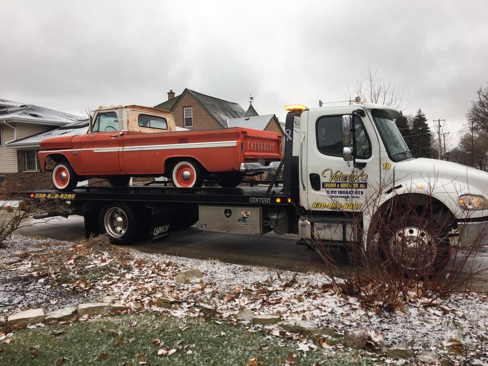 Towing business in Bensenville, IL