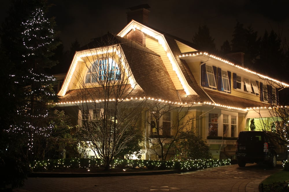 Vancouver Christmas Light Installation - Shaughnessy - Yelp