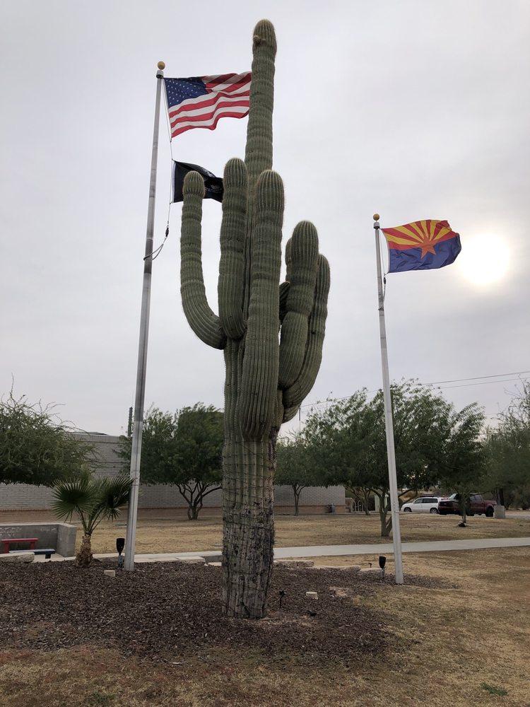 9/11 Memorial Park: Gila Bend, AZ
