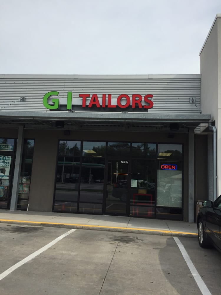 G I Tailors & Cleaners