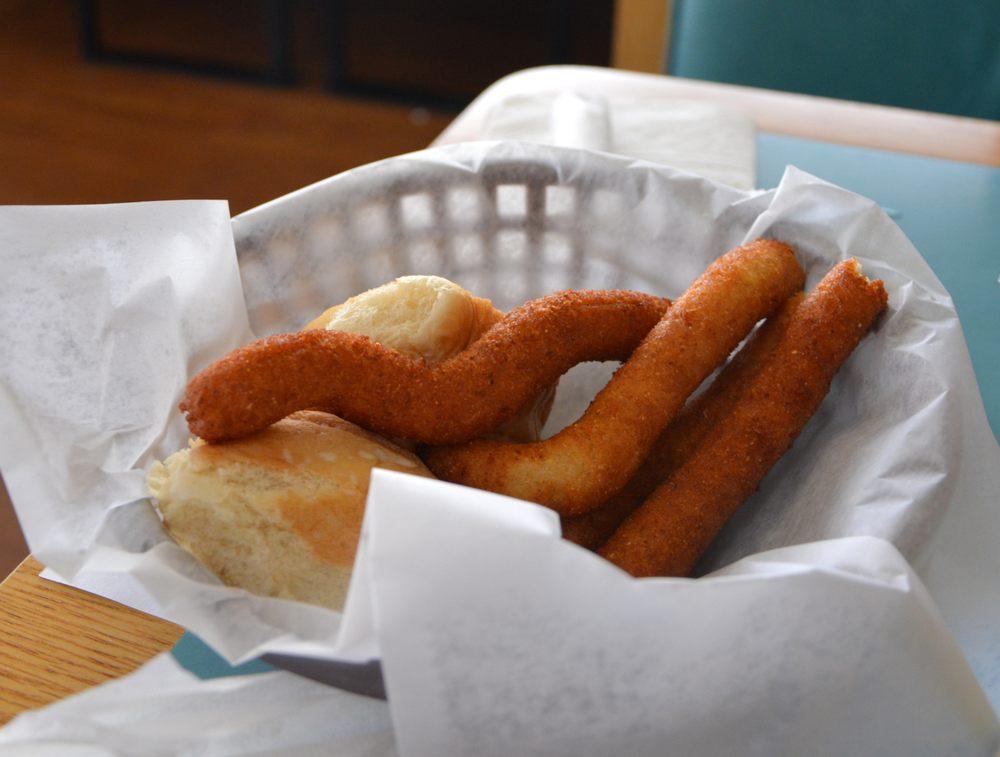 Clarence's Steak & Seafood House: 6636 Greensboro Rd, Ridgeway, VA