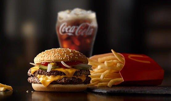 McDonald's: 903 Main St, Baudette, MN