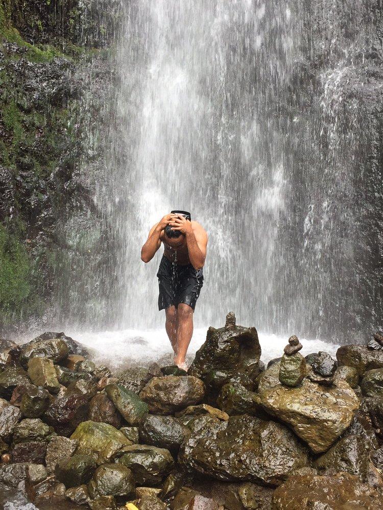 Waihe'e Falls Hike