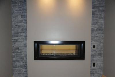 Kozy Heat Carlton 39 Log fireplace, Boral Bucks County Southern ...