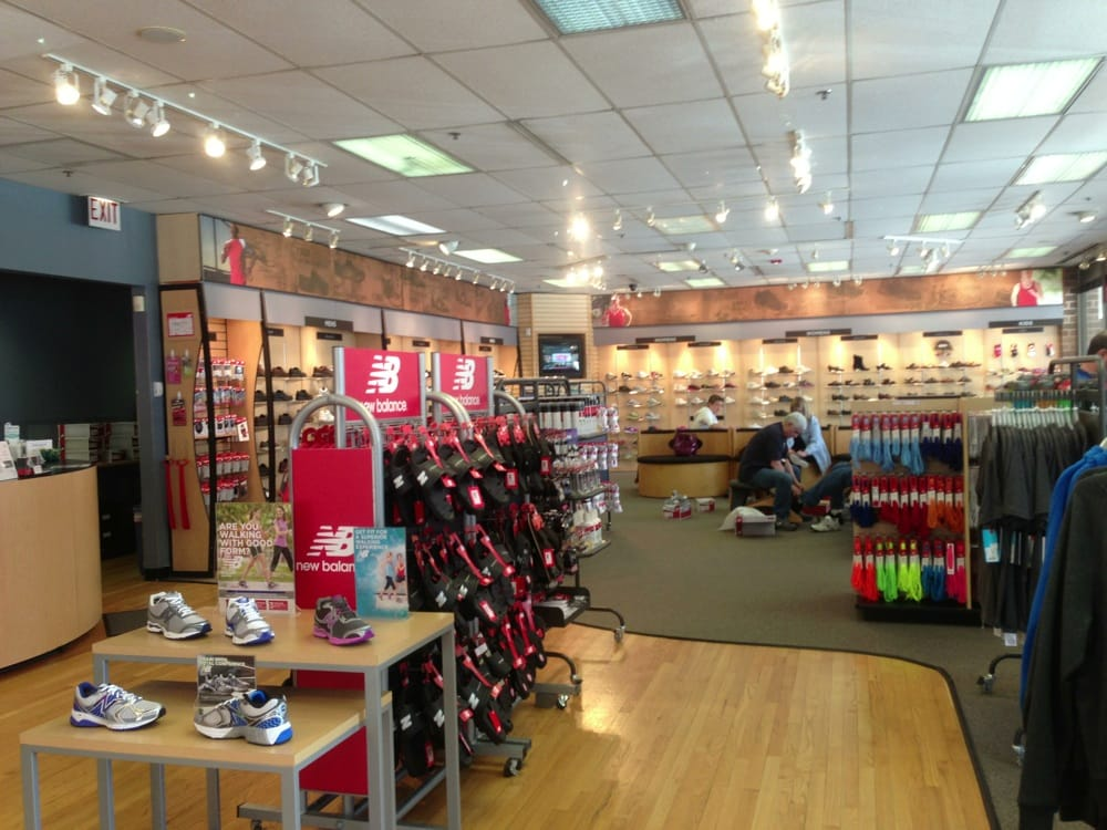 New Balance Shoe Store Highland Park Il