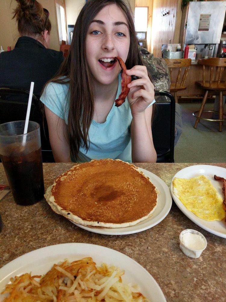 AJ's Northside Cafe: 1040 Curtis St, Baldwin, WI