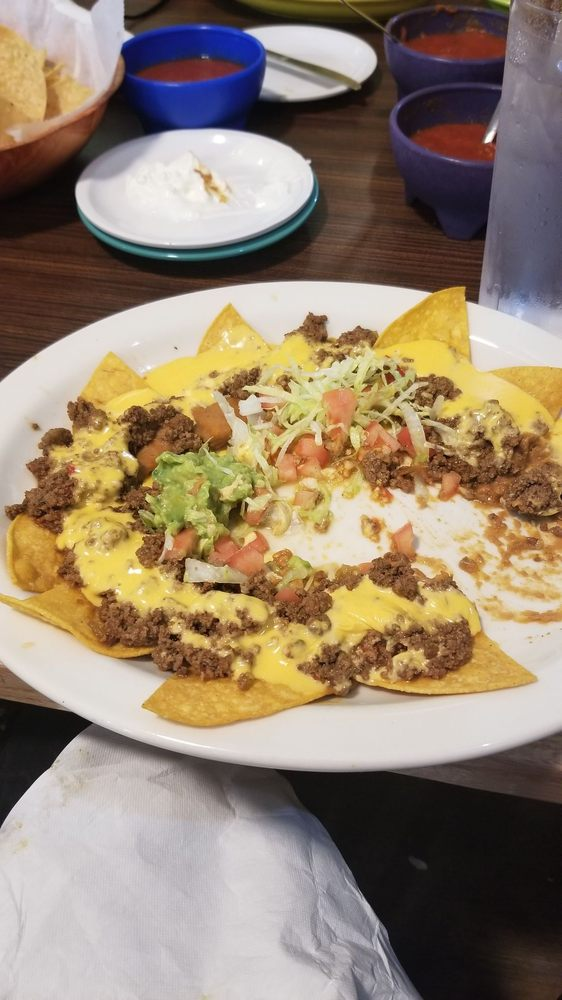 El Cancun Mexican Restaurant: 1009 E Loop 304, Crockett, TX