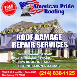 Delightful Photo Of American Pride Roofing   Dallas, TX, United States