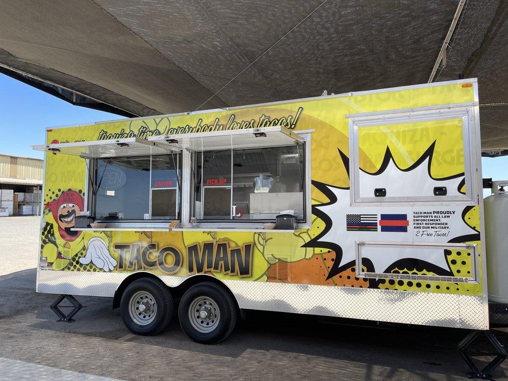 Taco Man: 939 Georgia Ct, Madera, CA