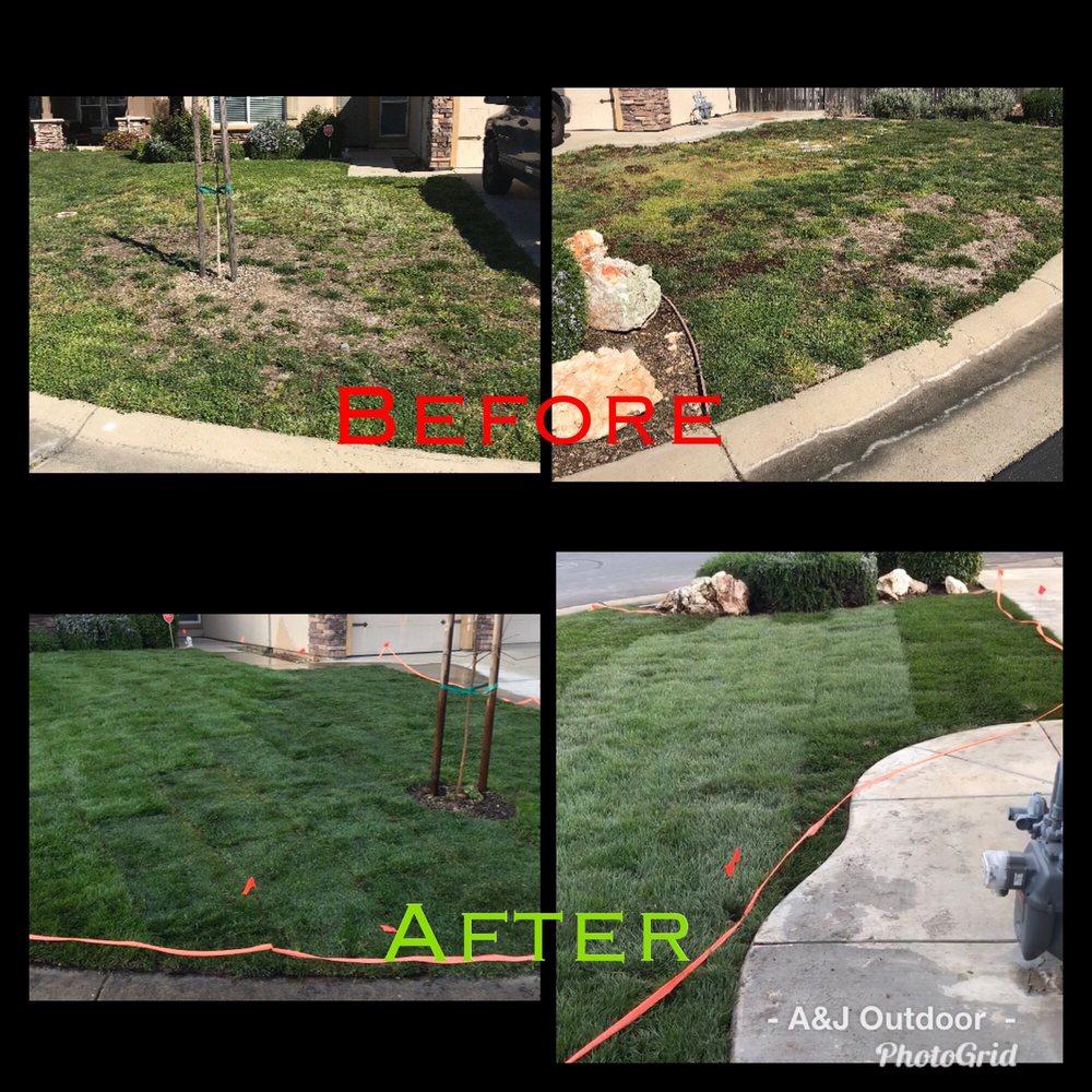 A&J Outdoor Transformations: Ione, CA