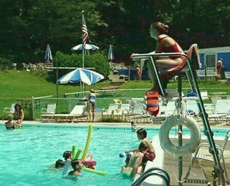 Photo Of Virginia Hills Pool Alexandria Va United States Liuards Always On
