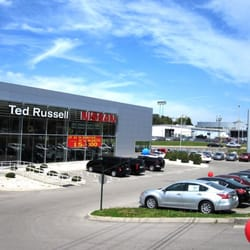 ted russell nissan - 12 reviews - car dealers - 8565 kingston pike
