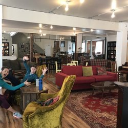 Photo Of The Living Room Coffeehouse   Portland, OR, United States ...