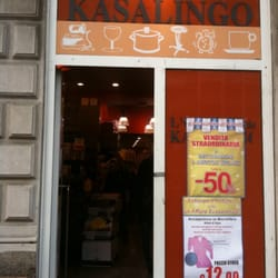 Outlet del Kasalingo - Home Decor - Piazza Argentina 3, Stazione ...
