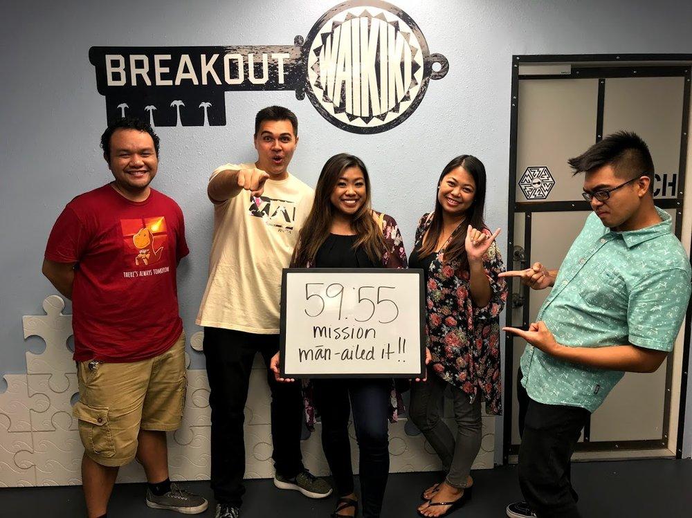 Social Spots from Breakout Waikiki