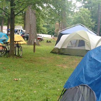 Photo Of North Beach Campground And Park Burlington Vt United States Parking