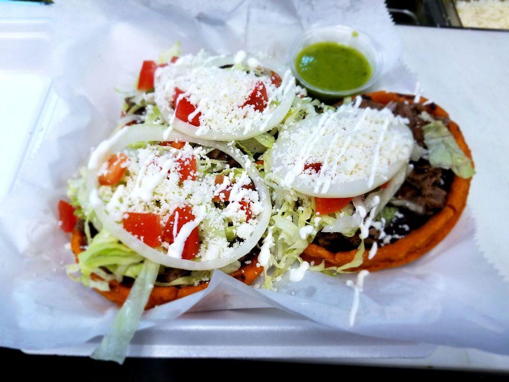 Food from La Huasteca