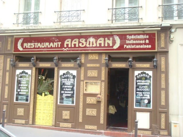 aasman 23 recensioni cucina indiana 96 rue daguerre montparnasse parigi paris francia. Black Bedroom Furniture Sets. Home Design Ideas