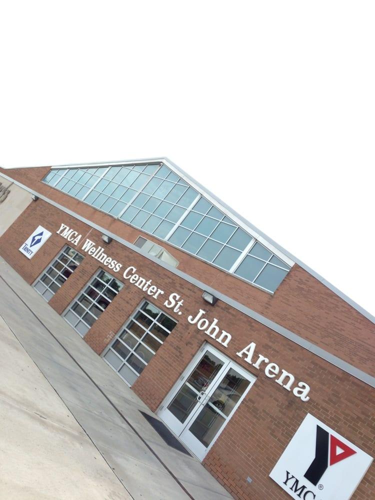 YMCA Wellness Center at St. John Arena