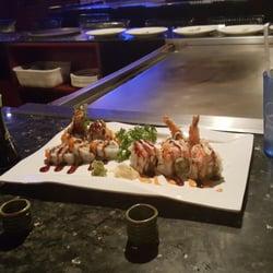8 Saga Hibachi Steakhouse Sushi Bar