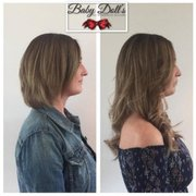Canada Photo Of Baby Doll S Hair Extensions And Replacement Services Nanaimo Bc