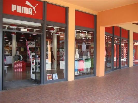 PUMA Outlet - Shoe Stores - Via E. Ferrari 5 Località Farniole ...
