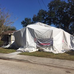 Photo of Tent Fumigation Specialists - Orlando FL United States. Under the tent & Tent Fumigation Specialists - 11 Reviews - Pest Control - 4248 ...