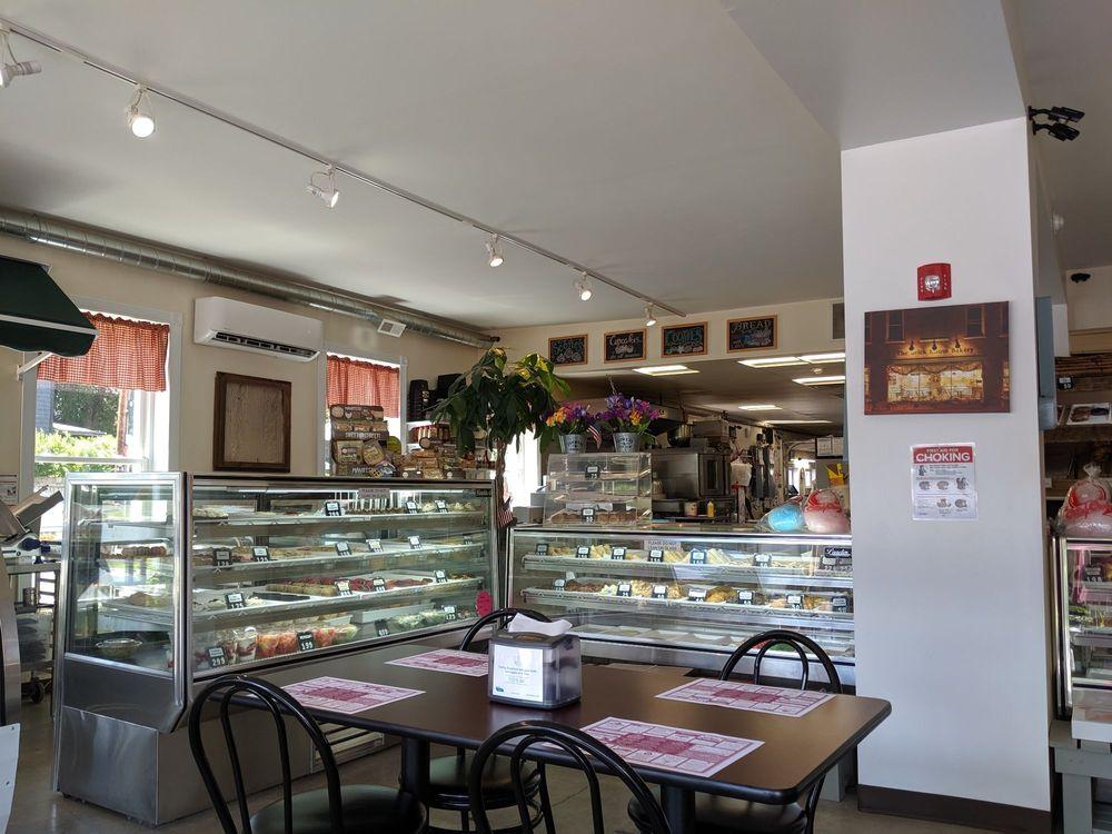 The Brick House Bakery: 503 W Main St, Cobleskill, NY