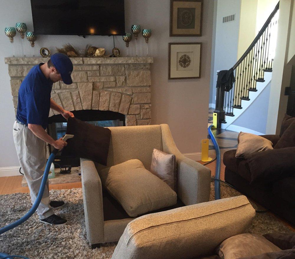 Topaz Cleaning & Restoration