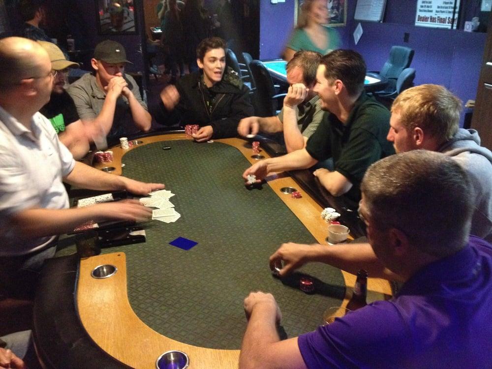 Rialto Poker Room