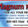 Magnum Screen Printing